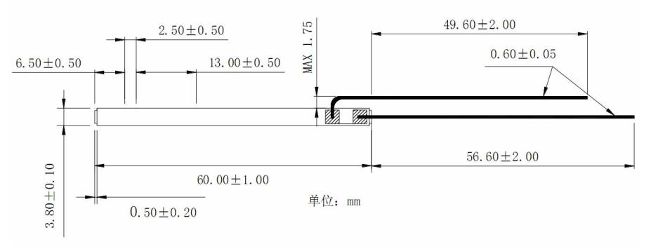 Alumina Ceramic Heater for HAKKO 936 soldering station