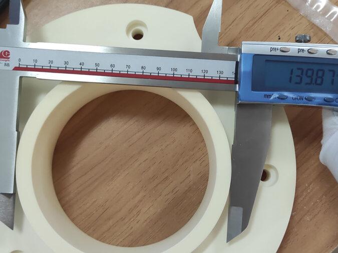 99.5% Alumina Ceramic Part