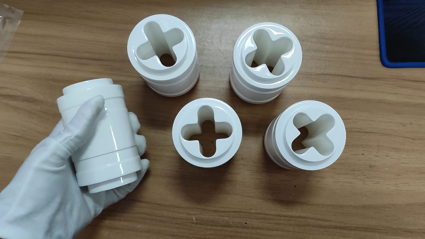 Ceramic Reflector For Ruby Laser